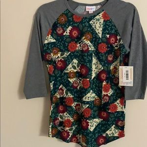 Fall winter tee shirt new Randy LuLaRoe